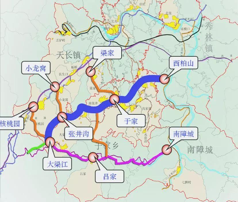 深泽县城街道地图