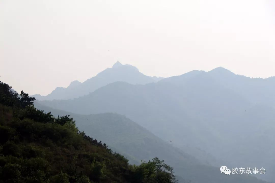 河南楂牙山风景区
